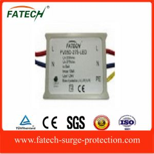 china manufacture fatech new product electronic 10kA lightning surge arrester spd for protection of LED lighting pictures & photos