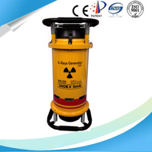 Ceramic Tube Xxgh-3005z Machine Industrial Portable NDT X-ray Flaw Detector