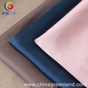 100%Polyester Silk Satin Dying Twill Fabric pictures & photos