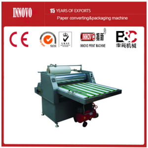 Factory Directory Sell Pneumatic Laminator pictures & photos