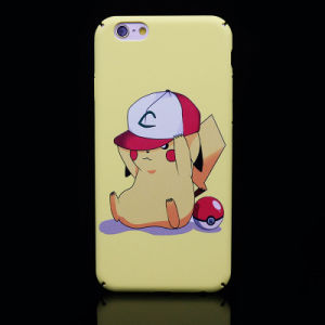 Full Cover PC Pikachu Pokemon Go Mobile Phone Case pictures & photos
