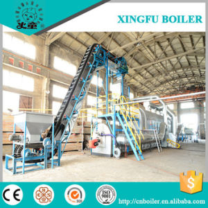 High Output Hot Sale Pyrolysis Plant in Rubber Raw Material Machine pictures & photos