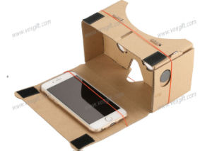 Cardboard Vr Box 3D Glasses Enjoy Private Theater pictures & photos