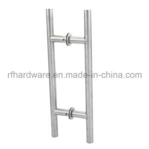 Shower Room Stainless Steel Glass Door Handle pictures & photos