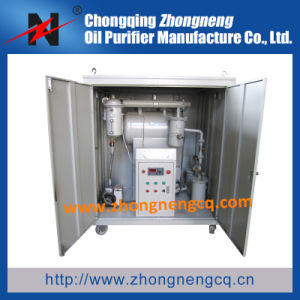 High Efficiency Vacuum Insulating Oil Extraction Machine with Good Reputation pictures & photos