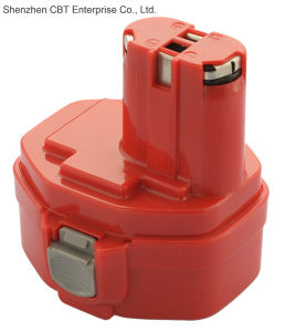 Replacement Power Tool Battery for Makita 1420 14.4V pictures & photos