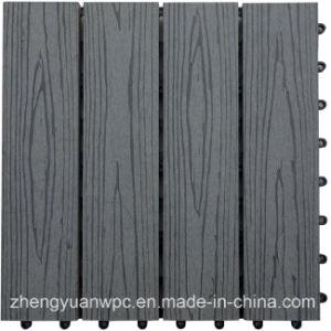 Anji Zhengyuan WPC Outdoor DIY Tile (ZY-T-001B)