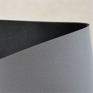 Grey and Black ESD Rubber Sheet Anti-Static Rubber Sheet pictures & photos