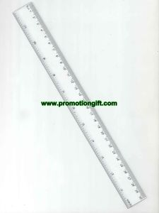Promotional 30cm Plastic Ruler pictures & photos