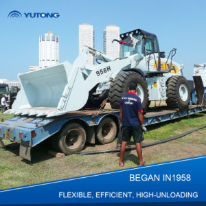 Yutong Euro 3 Emission 5 Ton Wheel Loader