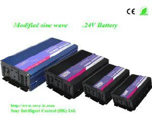 150/300/500/1000va Modified Sine Wave Inverter (24VDC Input)