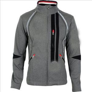 2015 Mens Fleece Outdoor Softshell Jacket pictures & photos