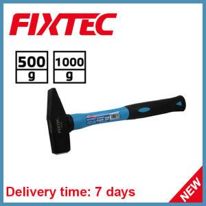 Fixtec Handtools 1000g Machinist Hammer with Fiber Handle pictures & photos