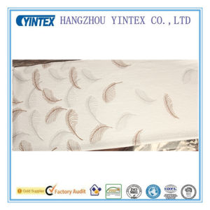 Wholesale Feather Pattern Polyester Fabric pictures & photos