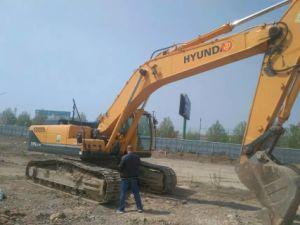 Used Hyundai 335-9t Excavator