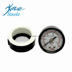 Dental Unit Spare Part Round Press Meter (17-18)