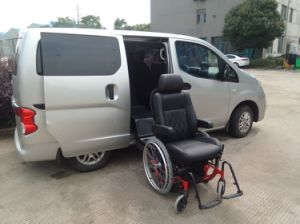 Hot Sale New Style Swivel Car Seat Carry with Wheelchair for Van and Minivan pictures & photos