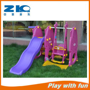 Indoor Playground Kindergarten Swing Set for Children pictures & photos