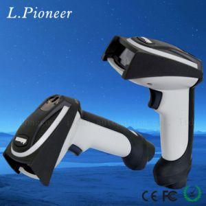 Handheld Laser Barcode Scanner for Medical Equipment Used