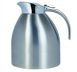 Stainless Steel Double Wall Vacuum Coffee Pot/Thermos Jug pictures & photos