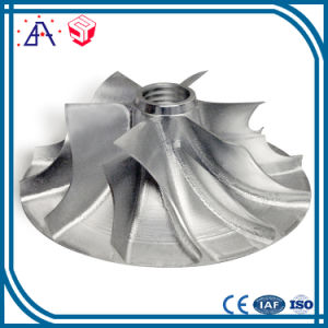 High Precision OEM Custom Zinc Die Casting (SYZ001) pictures & photos