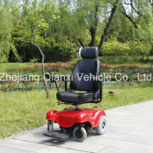 Ce Motorizied Wheelchair / Electric Wheelchair /Handicapped Wheelchair Xfg-105fl pictures & photos