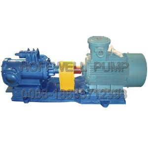 CE Approved 3G42X6A Diesel Oil Feeding Three Screw Pump pictures & photos