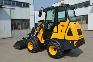 High Quality Ce Approved Wheel Loader Wl50 From Taian