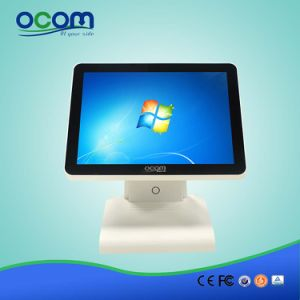 POS Terminal System Electronic POS Cash Register with 15 Inch Touch Screen pictures & photos