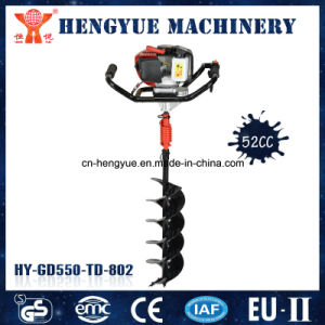 52cc Hot Sale Ground Hole Drilling Machines pictures & photos