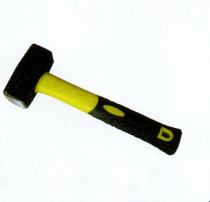 Stoning Hammer with Plastic-Coating Handle pictures & photos