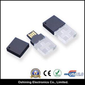 Delicate Crystal USB Flash Drive (DA344)
