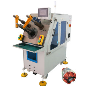 Automatic Induction Motor Stator Coil Winding Insertion Machine pictures & photos