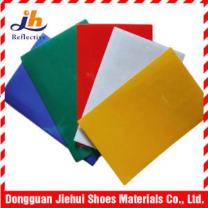 High Visibility Colorful PVC Reflective Heat Transfer Film