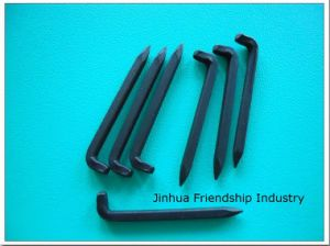 High Quality Black Concrete Nail in Jinhua pictures & photos
