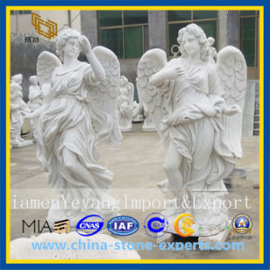 Carved Stone Statue/ Sculpture for Garden Decoration pictures & photos