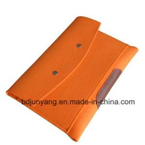 Eco-Friendly iPad Case Felt Bag for Decoration pictures & photos