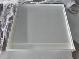 Solid Surface Acrylic Shower Tray pictures & photos