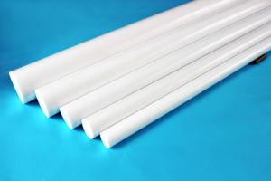 PTFE Teflon Bars Round Rods Extrude Rods