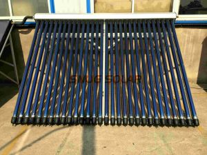 100% Solar Energy Collector for Water Heating pictures & photos