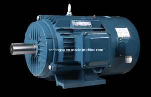 Yc Series Single Phase AC Electric Motor (frame size from 71 to 132) (YC90L-2, 1.1kw/1.5HP, B3) pictures & photos