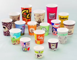 Paper Cup Making Machine (100PCS/MIN) pictures & photos