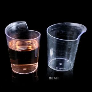 Tableware Plastic Cup Disposable Cup Riband Cup pictures & photos