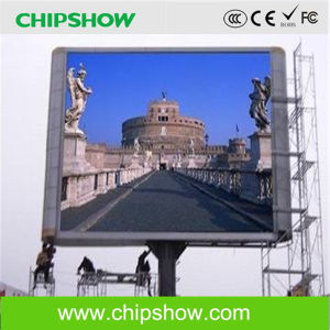 Chipshow High Quality Ak16 Full Color Outdoor Large LED Display pictures & photos