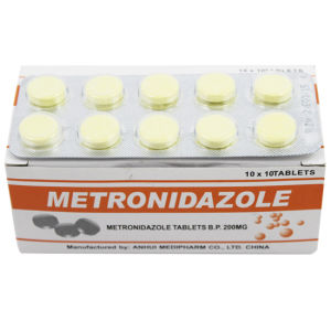 Western Medicine, Metronidazole Tablets pictures & photos