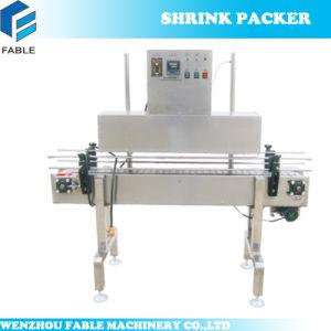 Semi-Automatic Bottle Cap Shrink Packing Machine (HZGP405) pictures & photos