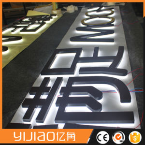 Rear Side Light Letters for Advertisement pictures & photos