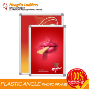 Customized Aluminum Snap Picture Frame pictures & photos