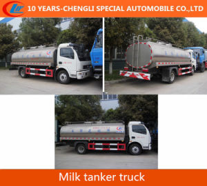 4X2 Milk Transport Tank Truck pictures & photos