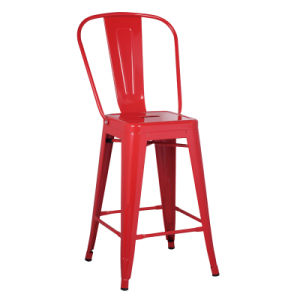 Wholesale Bar Chairetal Bar Stool in Modern Style with Competitive Price Zs-T624dB pictures & photos